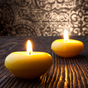 Candlelight Restorative Yoga and Meditation