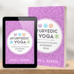 teaching approach to ayurvedica yoa book
