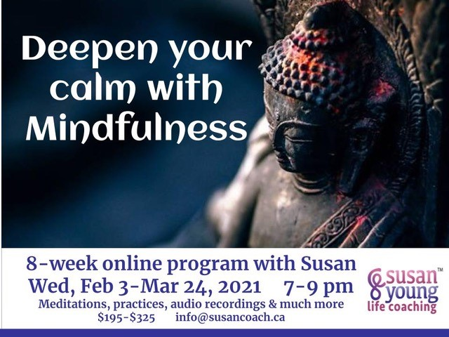 8-Week Online Mindfulness Program
