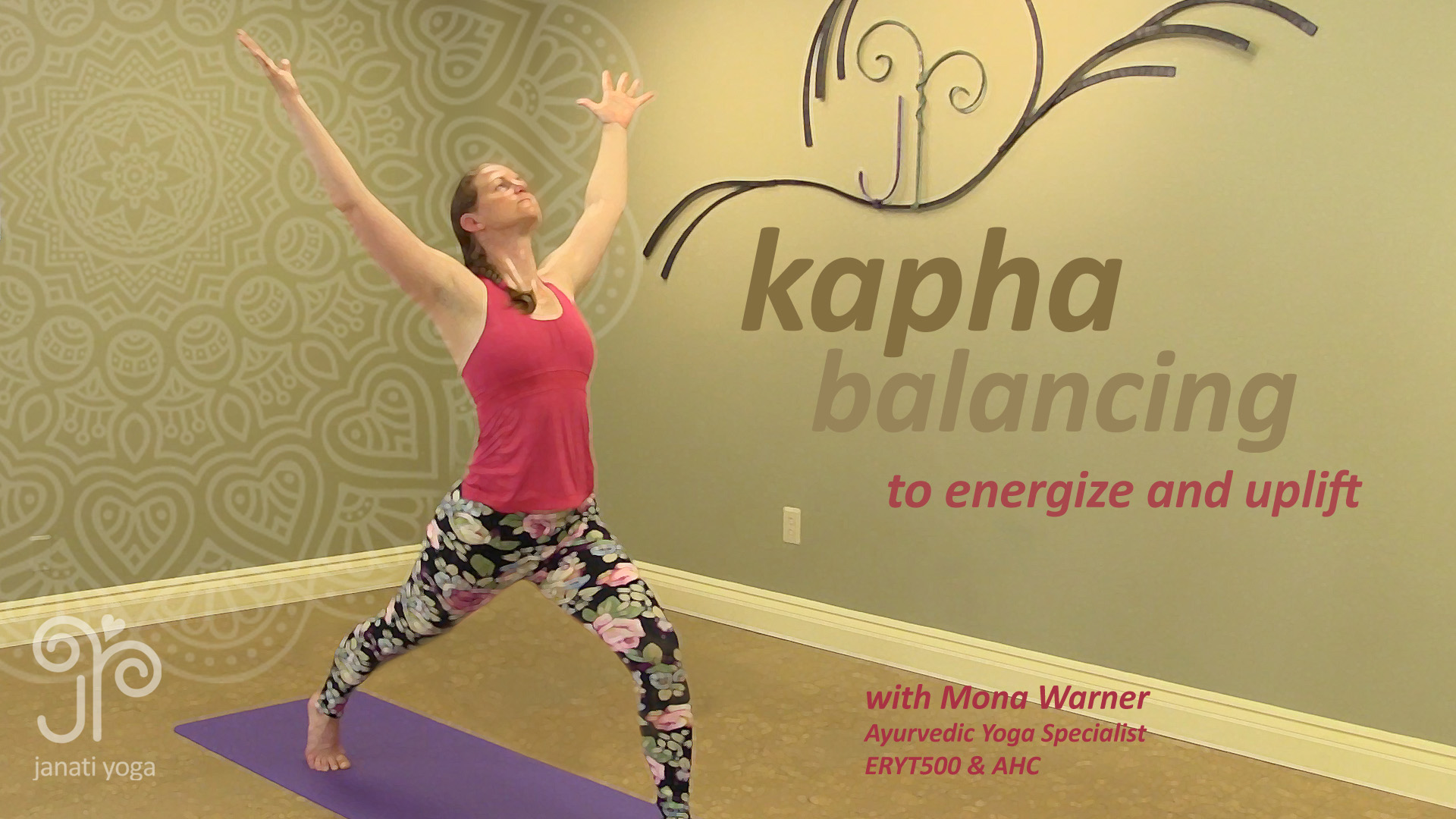 kapha video lesson yoga practice